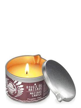 Bernard Cassiere Массажная свеча Папоротник