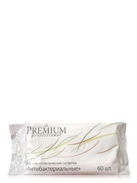 Premium Влажные антибактериальные салфетки