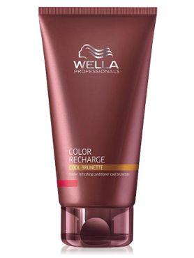 Wella Cool Brunette Бальзам для освежения цвета