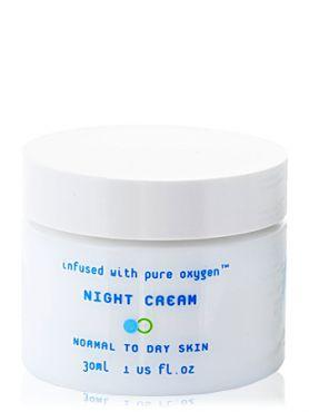 Oxygen Botanicals Night Cream Ночной крем для сухой кожи