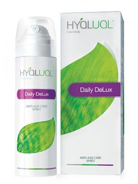 Hyalual Daily Delux Спрей Anti-Age 50 мл.