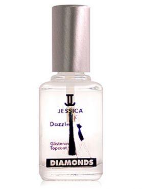 Jessica Закрепитель с бриллиантовым порошком