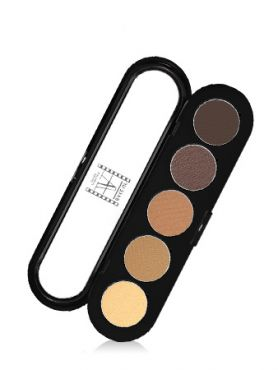 Make-Up Atelier Paris Palette Eyeshadows T26 Smokey brown