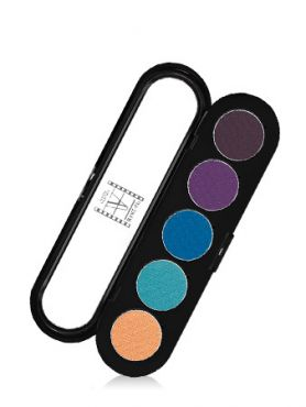 Make-Up Atelier Paris Palette Eyeshadows T21 Tropic