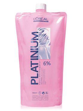L'Oreal Blond studio Нутри-проявитель платиниум 9%