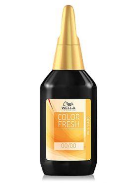Wella Color Fresh Acid Оттеночная краска 6/34 Темно-золотистый Медный