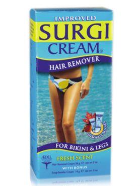 Surgi Wax Набор для удаления волос на ногах и бикини