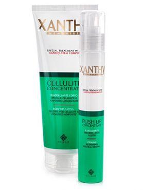Histomer XANTHY Антицеллюлитный концентрат + Push-up