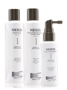 NIOXIN Система 1 для тонких волос XXL-формата