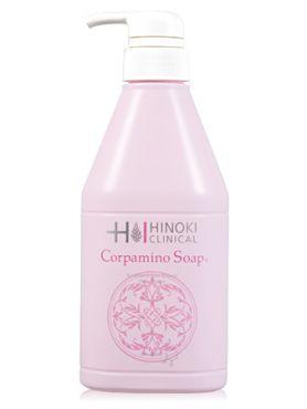Hinoki Clinical Corpamino soap Мыло жидкое для тела
