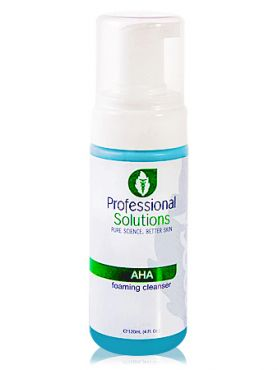 Professional Solutions Aha Foaming Cleanser Очищающая пенка