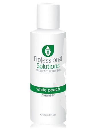 Professional Solutions Очищающее средство с белым персиком