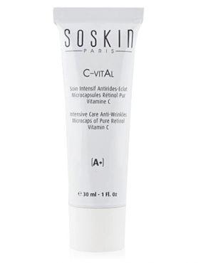SoSkin Anti-wrinkles cream Интенсивный крем от морщин