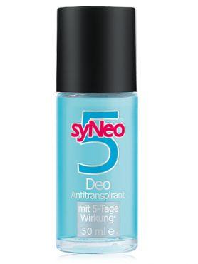 SyNeo 5 Дезодорант шариковый для мужчин