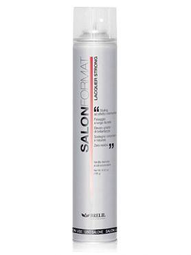 Brelil Professional Salon Format Лак для волос сильной фиксации