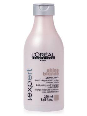 L'Oreal Shine Blonde Шампунь для осветленных волос