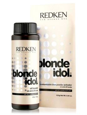 Redken Blonde Idol Blue Oil Lighter Готовый набор